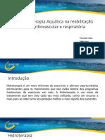 Reabilitação Aquática