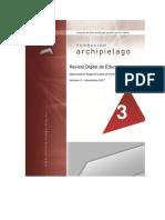 N° 3 de la Revista Digital de Educación - Fundación Archipiélago.pdf