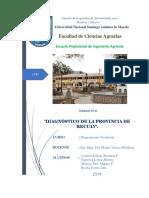 DIAGNOSTICO DE LA PROVINCIA DE RECUAY.docx