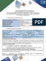 Guía de actividades y rúbrica de evaluación - Fase 2 - Identificar las condiciones óptimas para la conservación y aprovechamiento de cereales y oleaginosas.docx