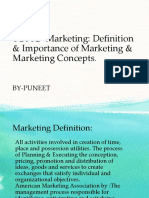 TOPIC Marketing