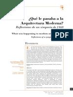 que esta pasando con laarquitectura moderna.pdf