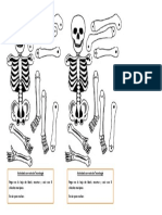 Esqueleto armable