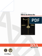 (Manual) DNA for the Defense Bar