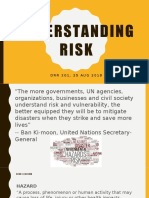 Understanding Risks