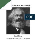 A Guerra Civil Na Franca - Karl Marx