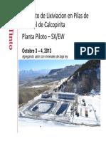 04 Proyecto Lixiviacion en Pilas de Calcopirita
