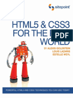 [Sitepoint] - HTML5 and CSS3 in The Real World - [Goldstein, Lazaris].pdf