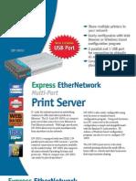DP 300U Ds Multiport PServer