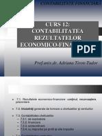 CF Curs 12 Contabilitatea Rezultatelor Economico-Financiare