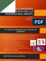 Presentación-Métodos de la ingeniería