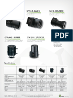 Lenses English Spec