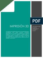 04 Guia Rápida Impresión 3D