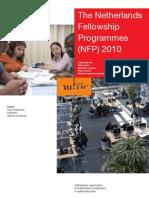 The Netherlands Fellowship Programmes (NFP) 2010 Brochure