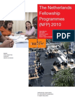 The Netherlands Fellowship Programmes (NFP) 2010 Brochure