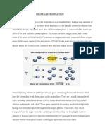 K.vanlalhruaizela Roll No. 137- Assignment - Ozone Layer Depletion