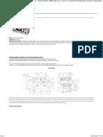 Mectrol - Automação Industrial - Produtos - Mancais - Mancal Modelo GBKxxx