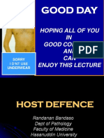 Host Defence