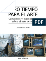 Juan Martin Prada. Otro tiempo para el Arte. Cuestiones y comentarios sobre el arte actual.  2012 (completo)