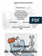 Software de Mantenimiento