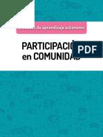Participacion Comunitaria- Unidad de Aprendizaje