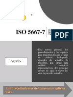 ISO 5667-7
