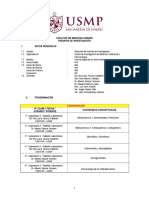 Modulo 8 - Farmacologia de Antimicrobianos