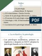 Tema 3 Historia de la Psicología