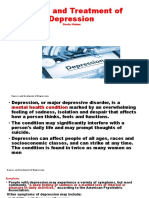 Causes and Treatment of Depression PPT