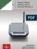 Belkin Wireless Router Manual-Spanish