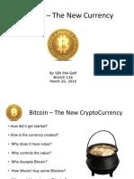 Mar 2014 Bitcoin