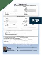 Gil Kerkbashian Home Loan Information Sheet