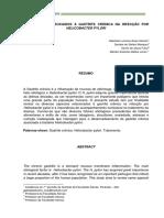 1 Fatores Associados à Gastrite Crônica Na Infecção Por Helicobacter Pylori