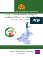 Mandalay Thabeikkyin Township Report