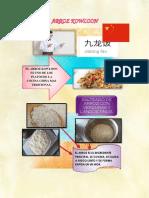 Infograma Arroz Kowloon