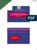 (Aplicações das enzimas).pdf