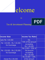 Tax & Investment Planning