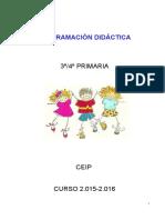 Progr Didac Anual 3º y 4º 2015_2016