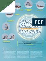 Cuida Tu Columna Con Yoga