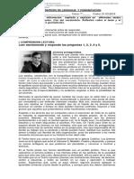 DIAGNÓSTIC DE LENGUA Y LITERATURA. 7°A.B.C.2019