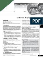 EVALUACIÓN DE PROYECTOS - ACTUALIDAD EMPRESARIAL