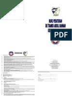 Buku Disiplin 2013