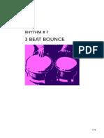 36. Lesson 15 - Rhythm 7 - 'Three Beat Bounce'