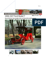 1908-1927 Ford Model T - Hemmings Motor News