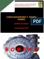 Cap.x. Bombas