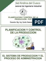 El Sistema de Produccion y Planificacion Empresarial (1)