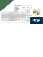Codificacion Planos -Apron Feeder