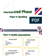 Speaking Useful Expressions (1)