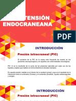 Hipertensión endocraneana