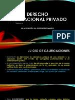 Segundo Encuentro Derecho Internacional Privado
